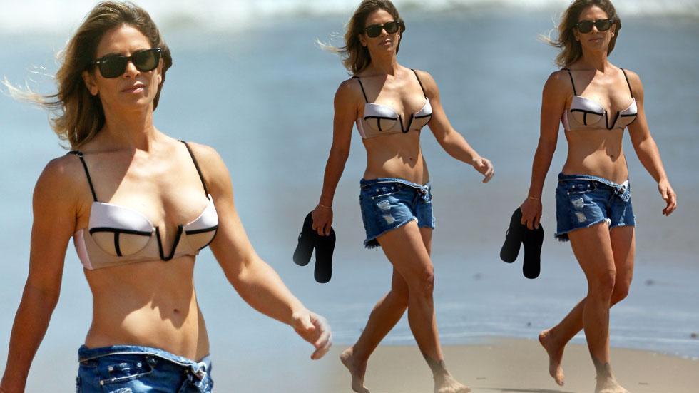 Jillian Michaels Bikini Malibu