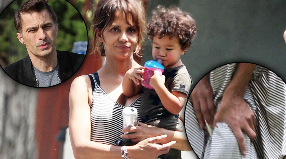 Halle Berry Spotted Without Ring As Marriage To Olivier Martinez Crumbles