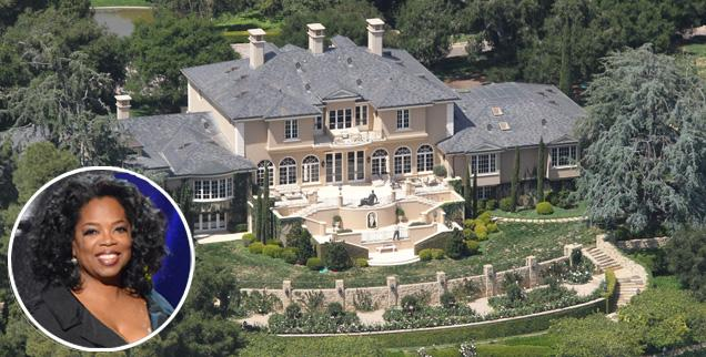 //the most expensive celebrity homes wide pcngetty