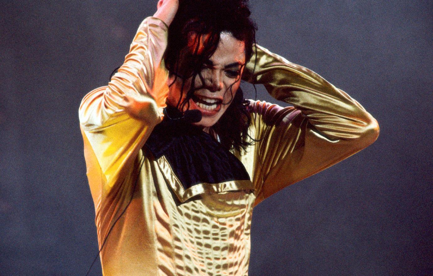 Michael Jackson Nicknamed Boy Rubba Rubba