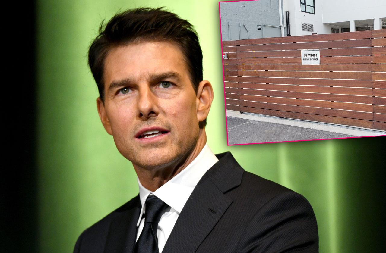 tom cruise extreme privacy scientology penthouse