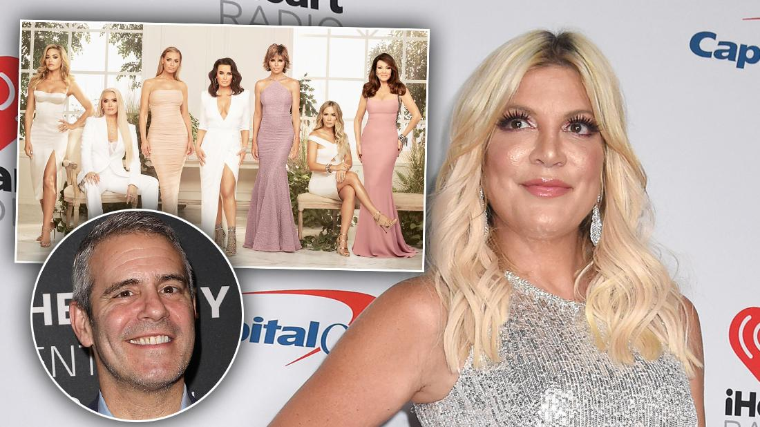 Tori Spelling Begging For 'Real Housewives' Roll After '90210' Reboot Flop