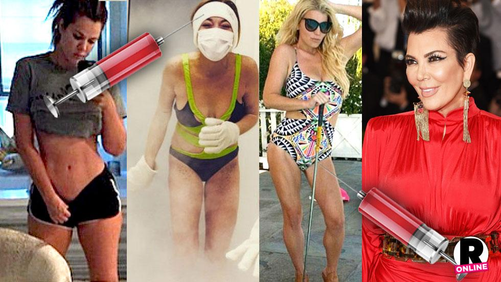 //celebrity extreme surgery trends pp