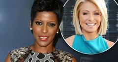 Tamron Hall Joining Live Kelly Ripa Rumors NBC Today Turmoil