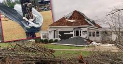 Alabama Tornadoes Deaths Destruction Photos