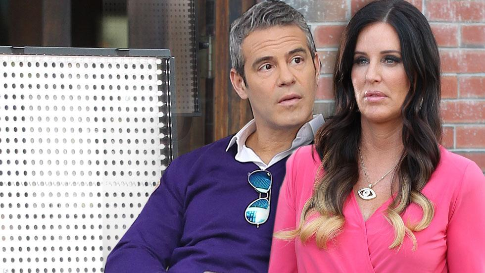 //patti stanger andy cohen