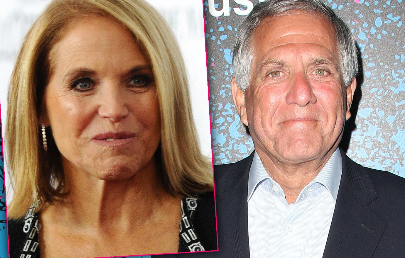 Katie Couric Says CBS A Boys Club After Les Moonves Scandal