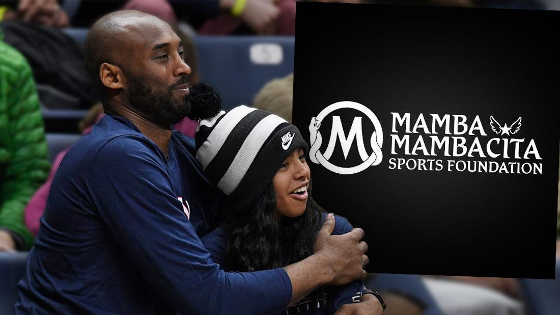 Mamba Sports Foundation Name Changed To Honor Kobe Bryant & Gigi