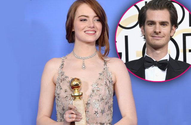 Emma Stone & Andrew Garfield Engagement Ring Marriage
