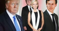 Donald Trump Joe Scarborough Begged Jared Kushner To Kill National Enquirer Story