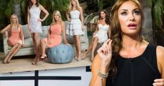 Real Housewives Of Orange County Season 10 Lizzie Rovsek Reduced Role