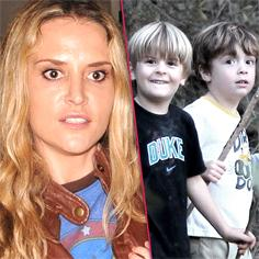 //brooke mueller setback bid custody charlie sheen twins bob max sq