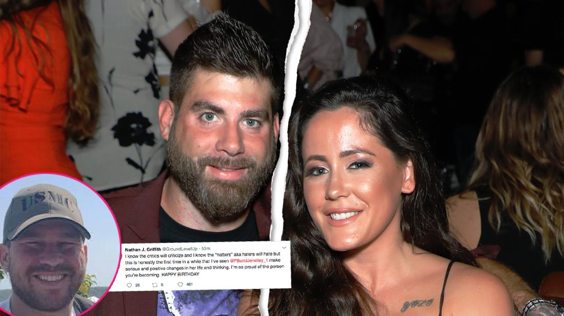 Jenelle Evans' Ex Nathan J. Griffith Posts Sweet Birthday Message