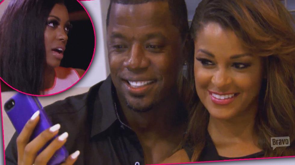 Claudia Jordan Makes Play For Porsha's Ex-Husband