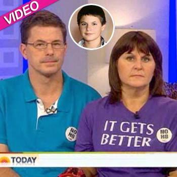 //jamie rodemeyer parents
