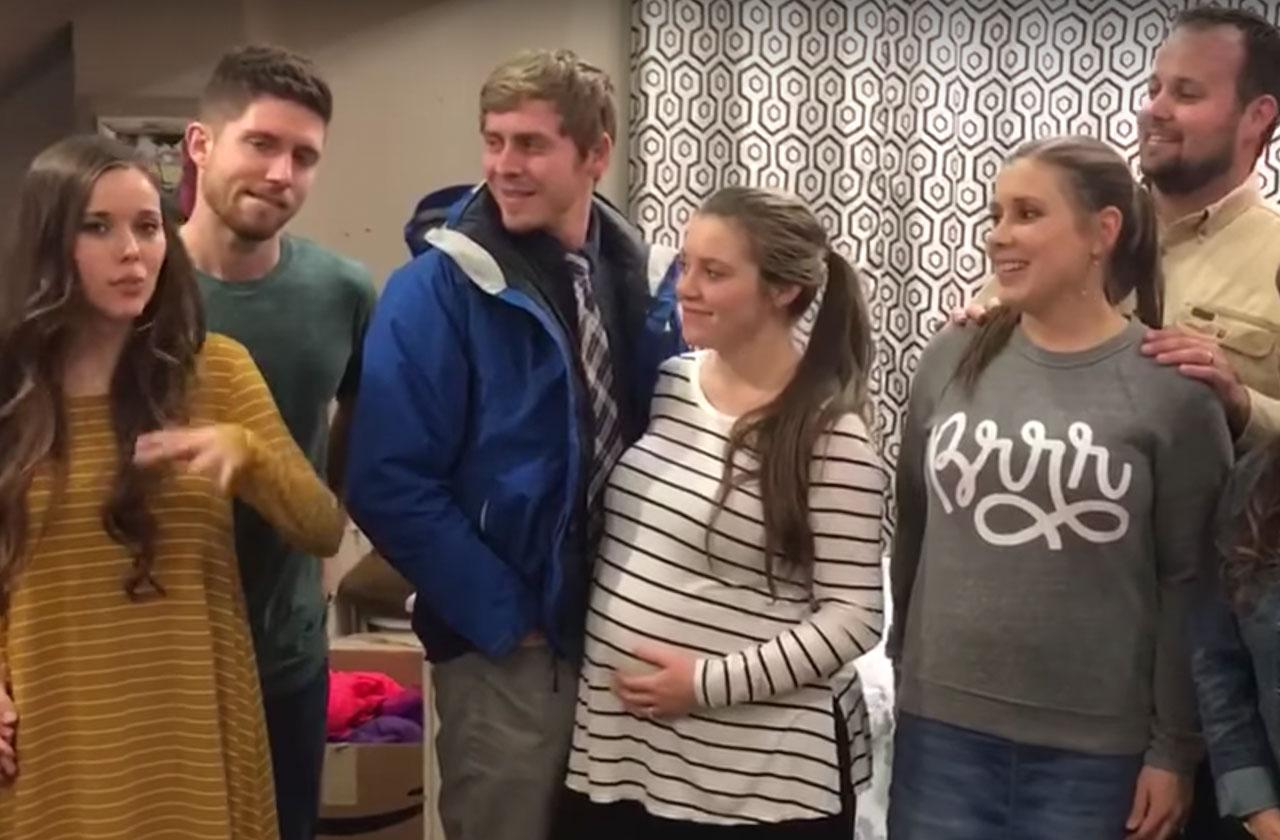 Another Duggar Pregnancy Is Announced
