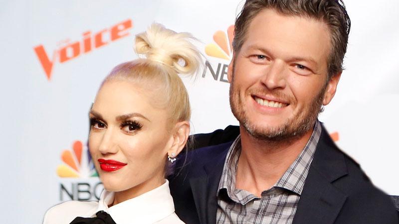 Blake Shelton Gwen Stefani Romance