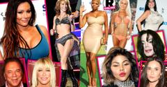 //hollywood celebrity plastic surgery secrets scandals gallery pp sl