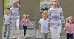 Kelly Rutherford Violates Court Order, Refuses To Send Kids Back To Monaco