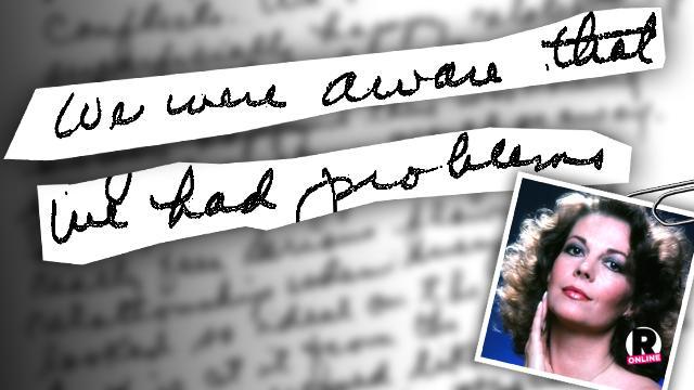 Natalie Wood Writes Secret Diaries