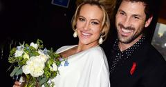 Peta Murgatroyd And Maksim Chmerkovskiy Get Married