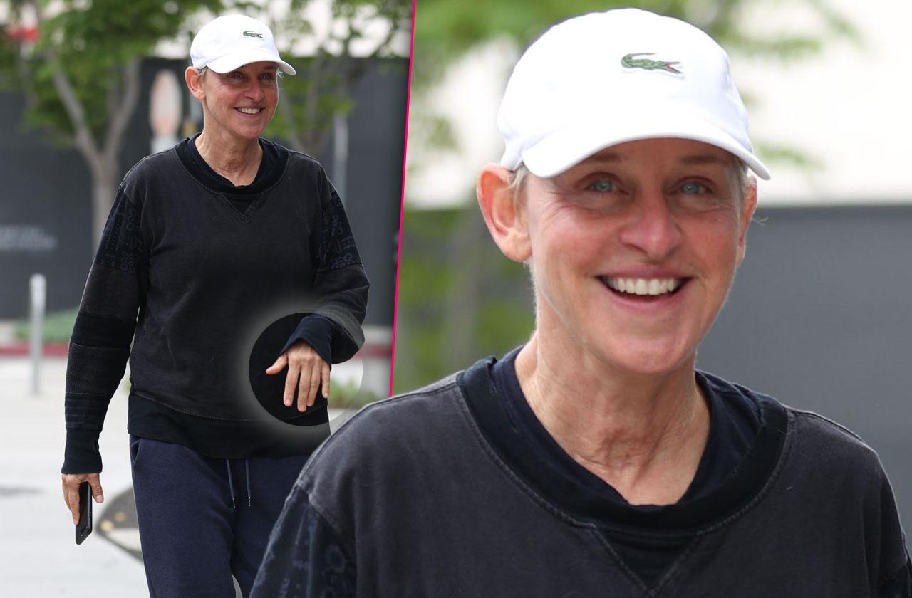 Ellen Degeneres No Wedding Ring Divorce Rumors