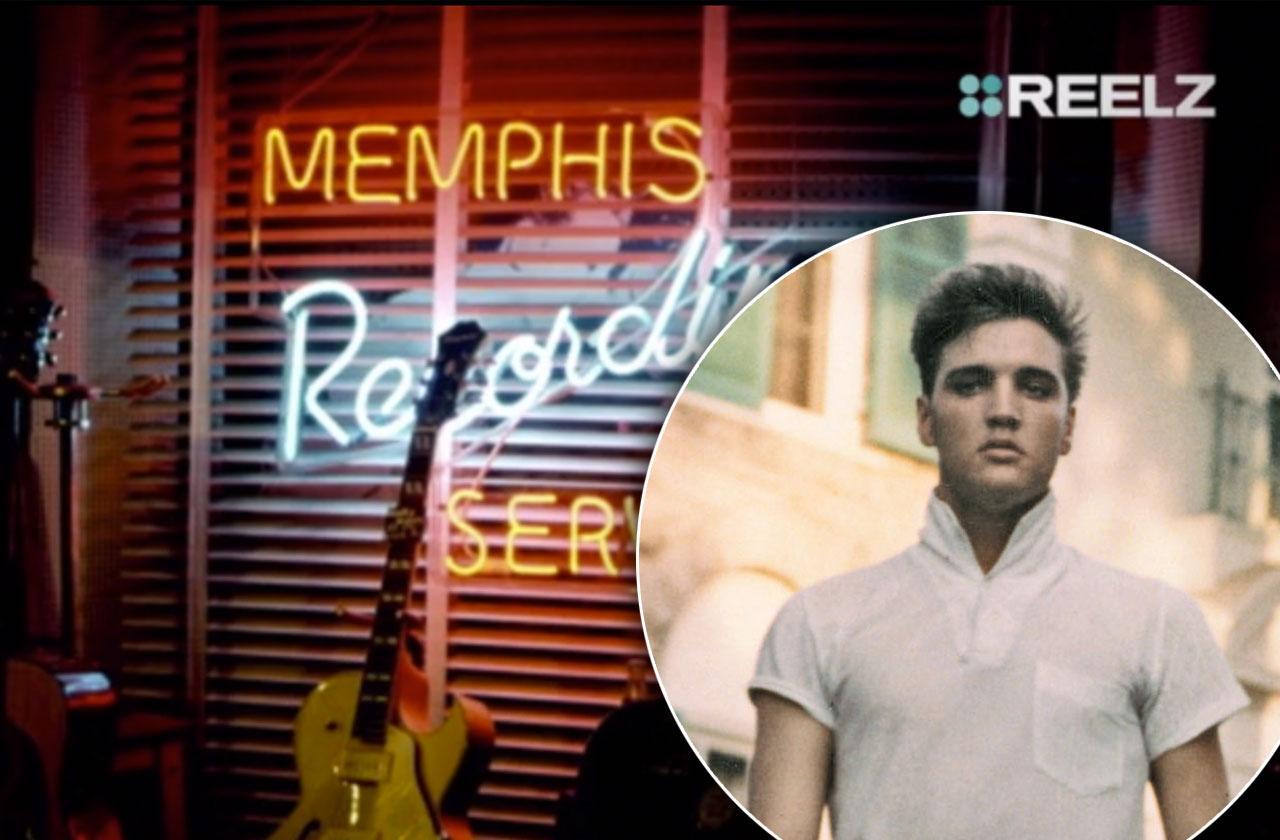 //Elvis presley rise to fame pp