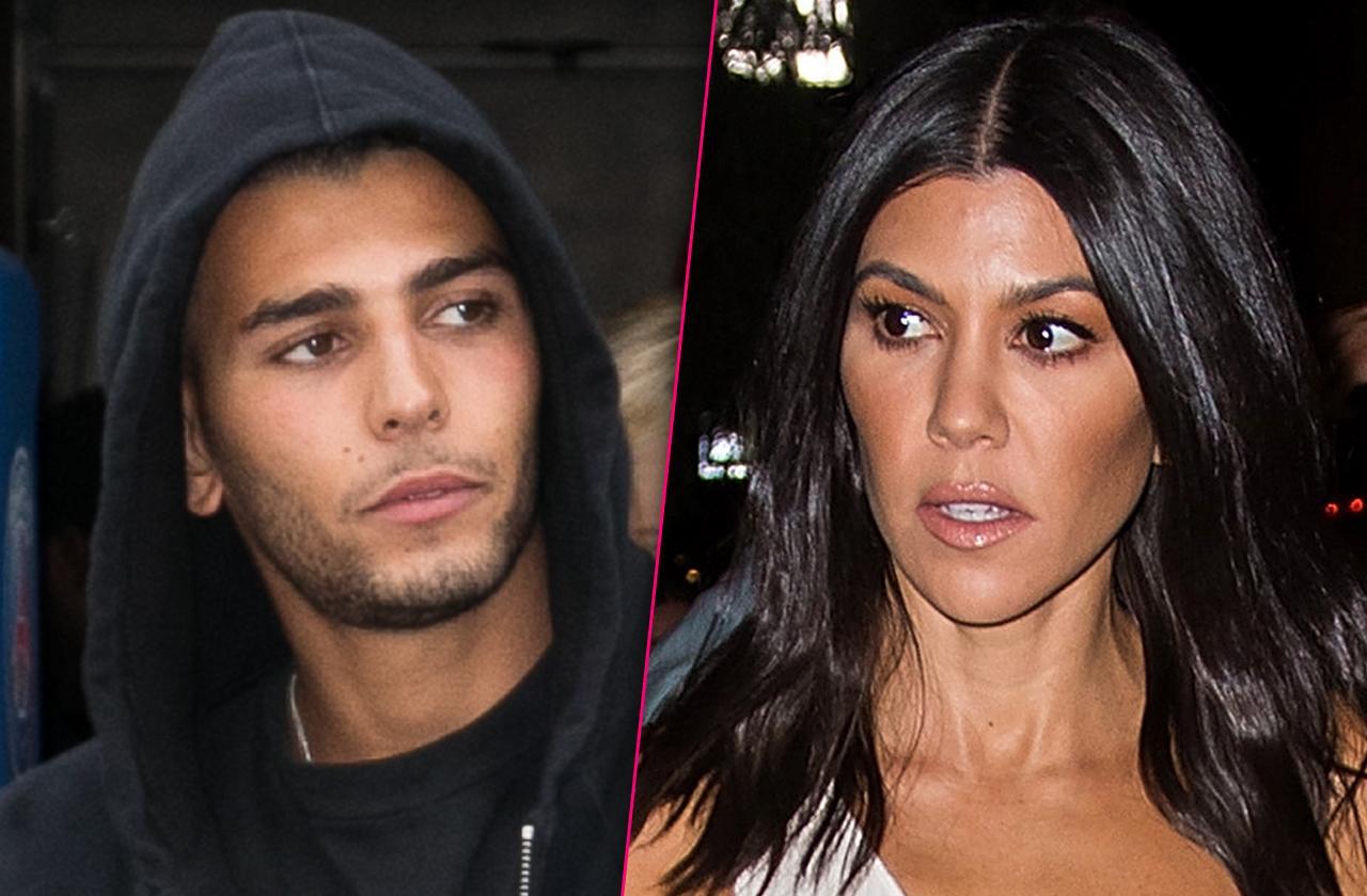 Kourtney Kardashian Wants Ex Younes Bendjima To Stop Contacting Her