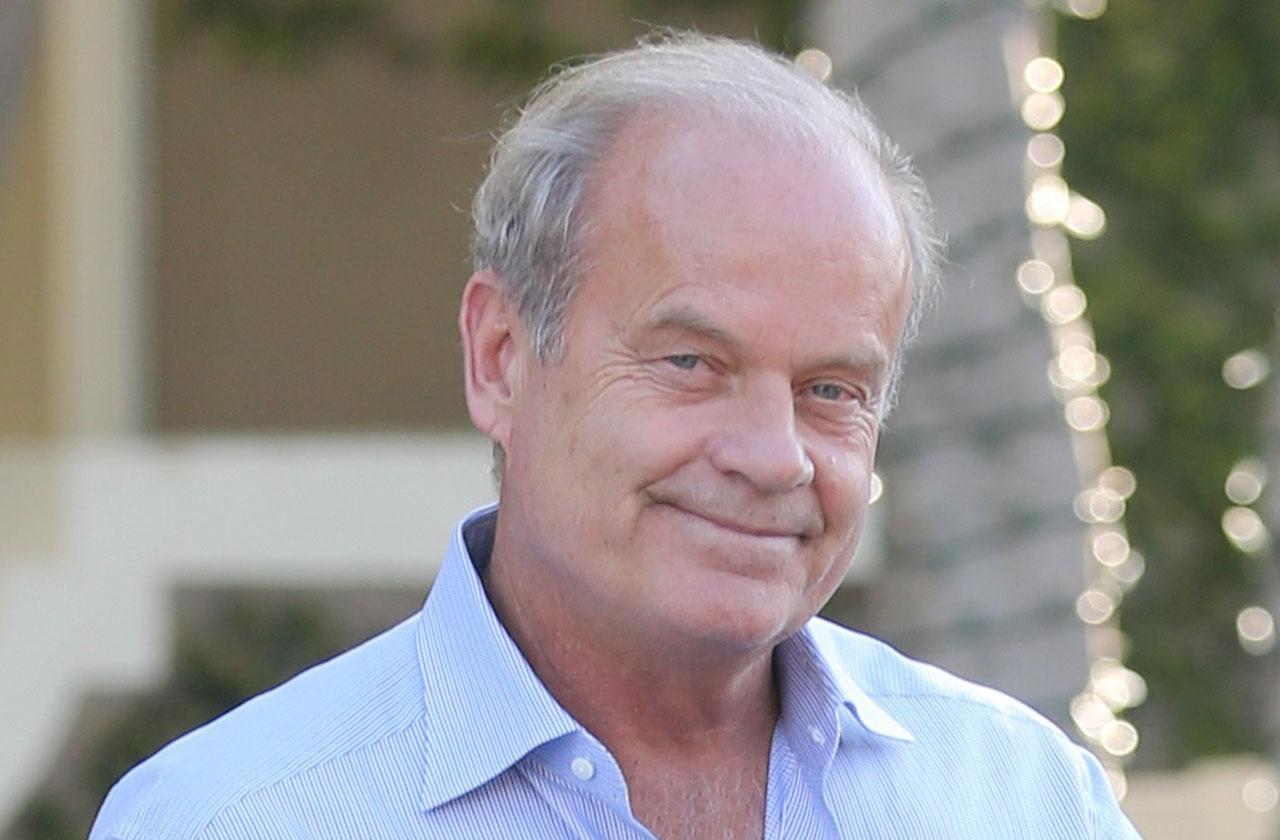 Kelsey grammer rise to fame