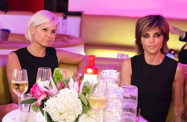 //lisa rinna yolanda hadid reunion real housewives beverly hills pp