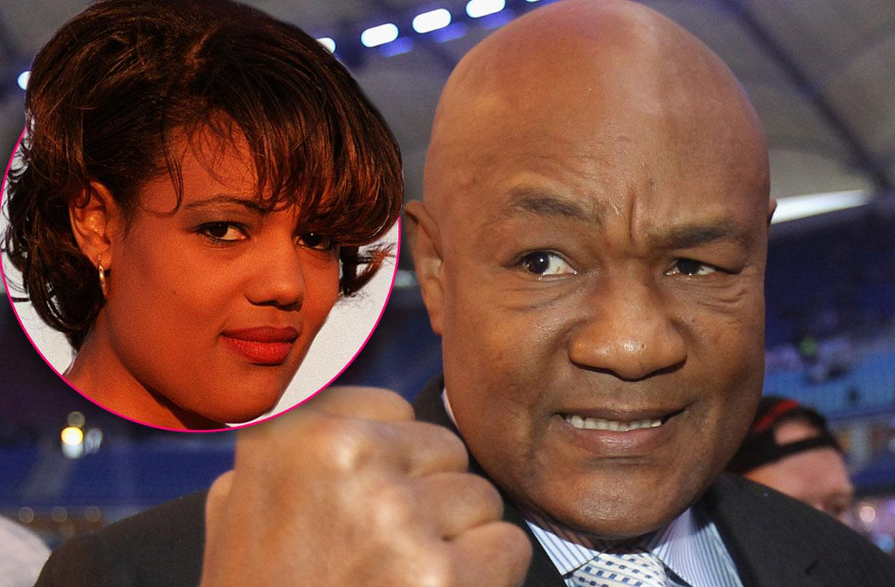 Boxer George Foreman's Daughter Freeda Dead
