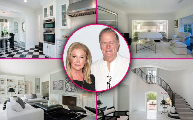 Kathy Hilton Buys New Mansion