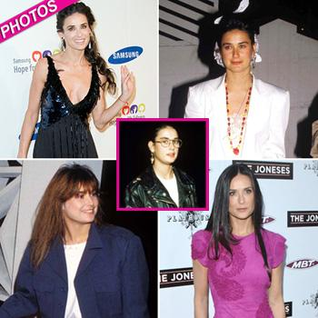 //demi moore throughfee