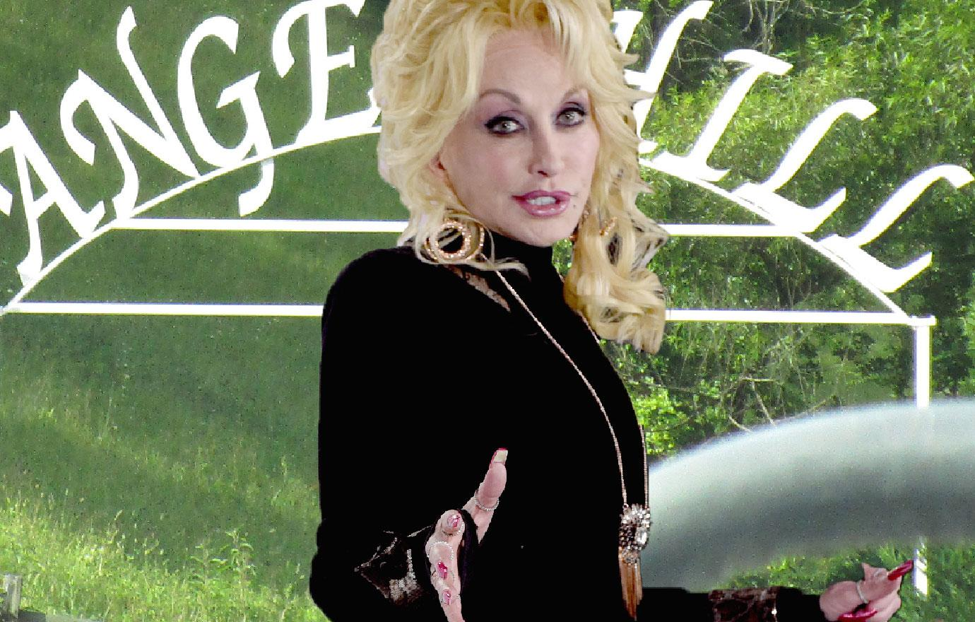 Dolly Parton Dig Up Graves Relatives Cemetery
