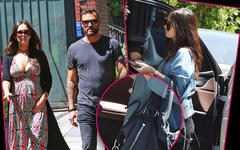 Megan Fox Pregnant -- Brian Austin Green Speaks