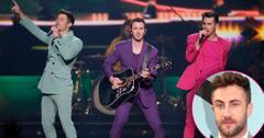 Jonas Brothers Surprise Tourmate Jordan McGraw With Birthday Cake