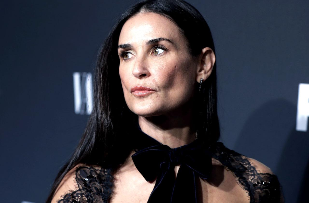 Demi Moore Substance Abuse