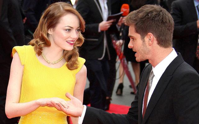 Andrew Garfield Emma Stone Back Together