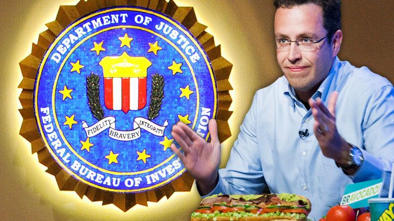 FBI Subpoenas Subway's Jared Fogel's Text Messages In Child Sex Case