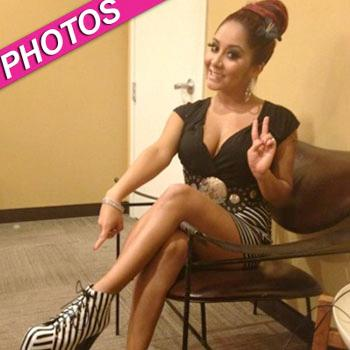 //nicole snooki polizzi photos skinny shoes grove