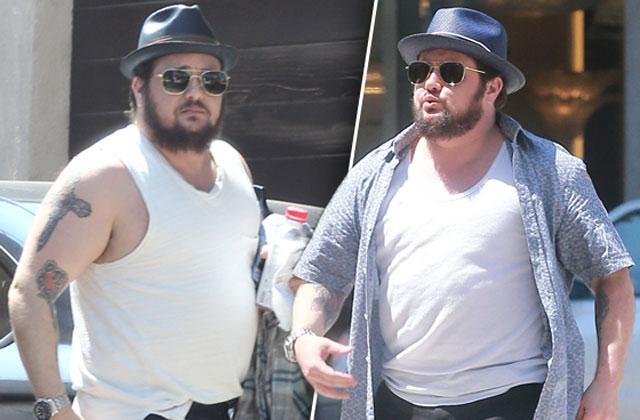//chaz bono weight gain killing himself yo yo diet photos pp