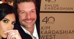 Kim Kardashian Celebrates Ryan Seacrest's 40th Birthday