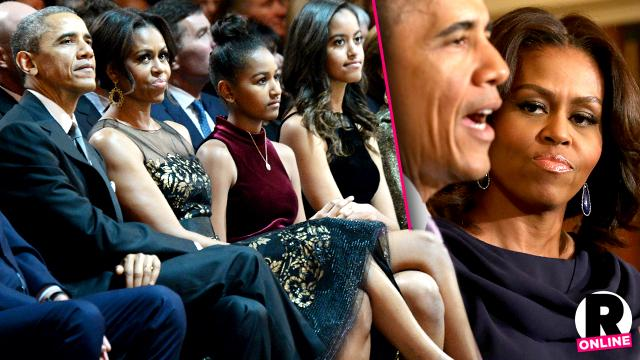 //michelle obama threatens daughters first lady president obama know kids humiliated PP SL