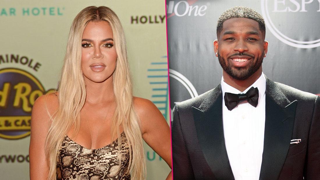 Secret Romance! Khloe Kardashian & Tristan Thompson Are '100% Back Together' After Cheating Scandal