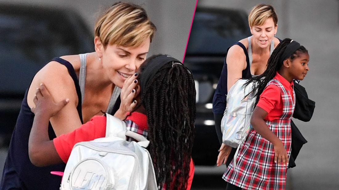 Charlize Theron Talks About Raising Transgender Daughter Jackson