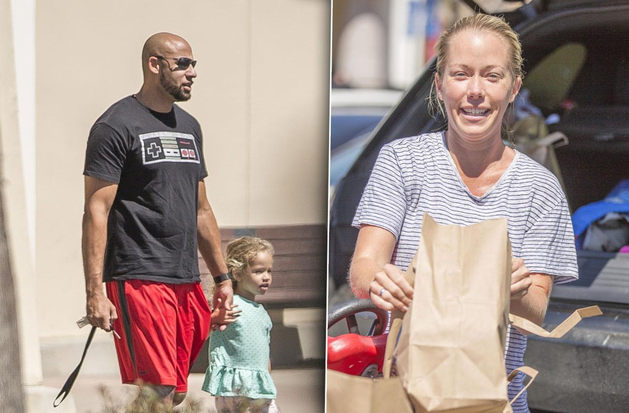 Kendra Wilkinson Husband Daughter Divorce