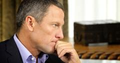 //lance armstrong interview