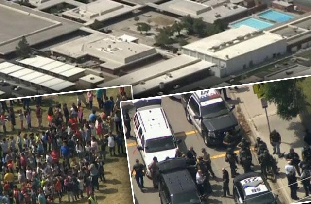 San Bernardino Attack Murder Suicide Elementary School