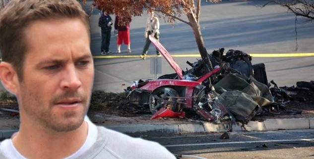 Horrifying Photos Of Paul Walker's Corpse Offered Up For Sale