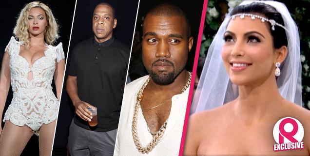 //kim kardashian filming wedding kanye west kuwtk jay z beyonce paris italy wide